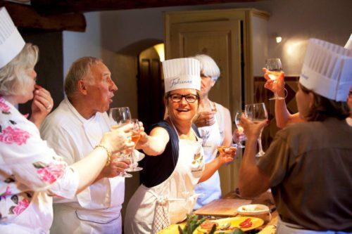 Keittiökurssi Ranska Michelin kokki