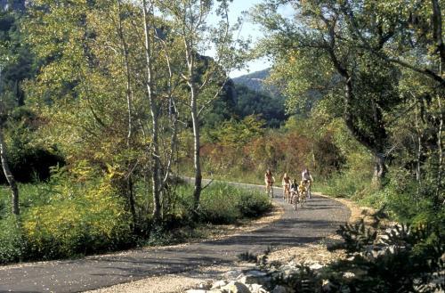Pyörällä Ranskassa