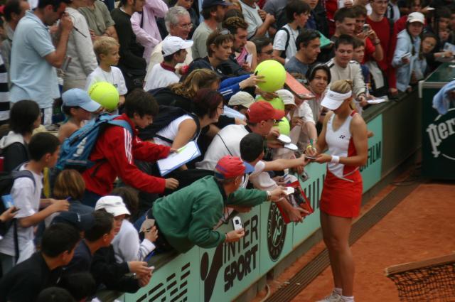 Ranskan avoimet tenniskisat, Roland Garros Pariisi