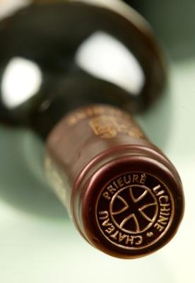 Viinipullon korkki, viinikorkki Bordeaux