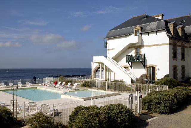 Batz sur mer ja Bretagnen ranta on kiva kohde perhelomalle