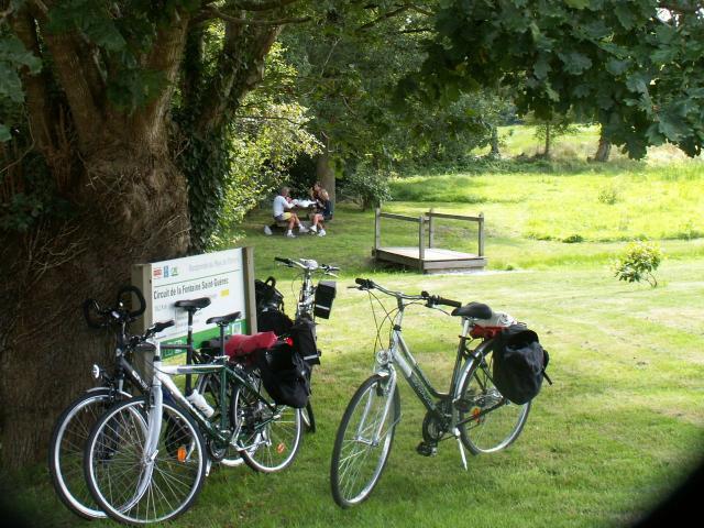 Bretagne on luonnonmukainen paikka pyörällä