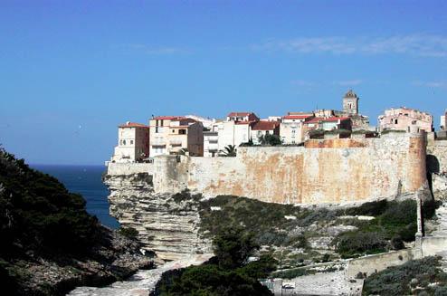 Korsikan kauniit kylät