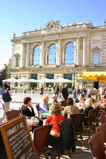 place-de-la-comedie Montpellier
