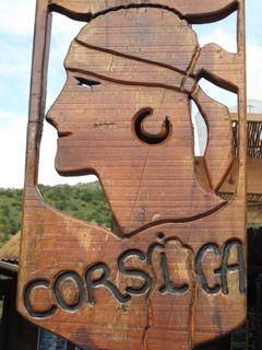 Korsika on luonnonkaunis saari