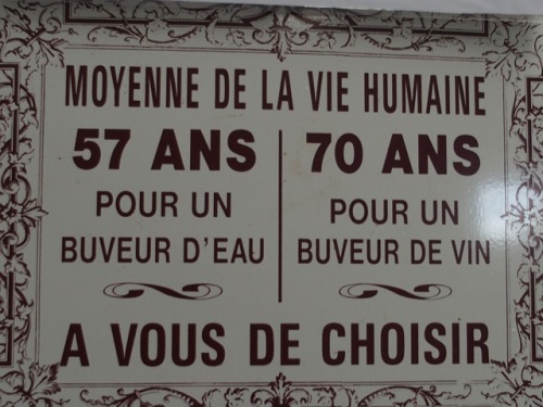 Viinimatka Ranska Beaujolais Nouveau