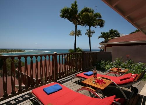 Ihana hotelli Guadeloupe Karibia
