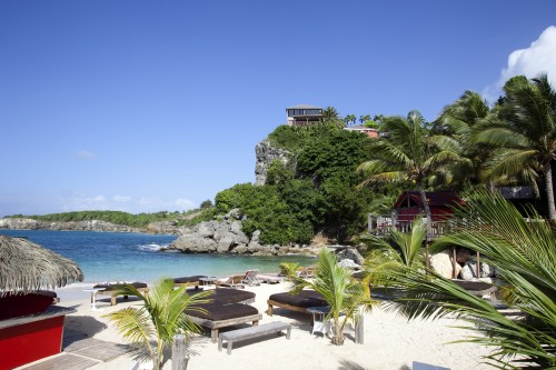 Parhaat rannat Guadeloupe