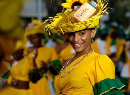 Guadeloupen karnevaalit Karibia