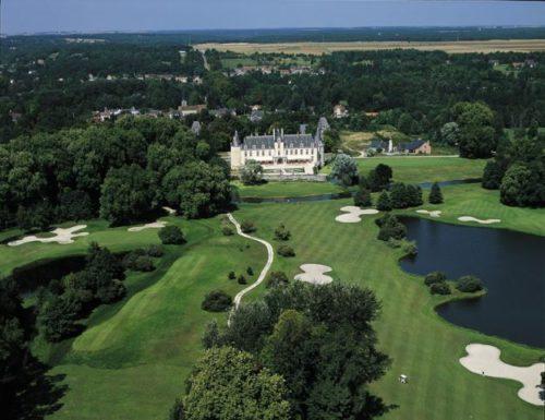 Ylellinen pitkä golf-viikonloppu Ranskassa.