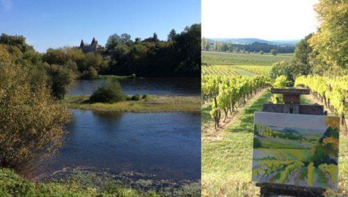 Dordogne-joki