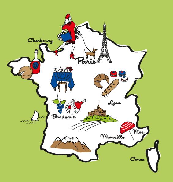 Ranskan Kartta Pamplemousse Toteuta Unelmiesi Loma Ranskassa