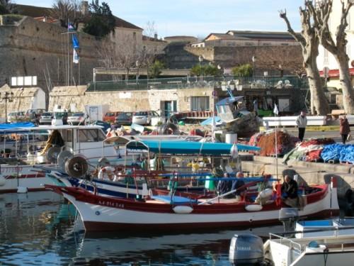 Korsikan venesatama Ajaccio