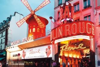 Pariisi kauniina alkukesällä