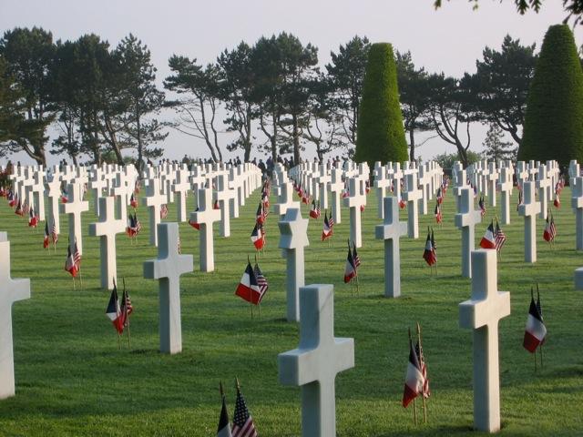 Amerikkalainen hautausmaa Normandia