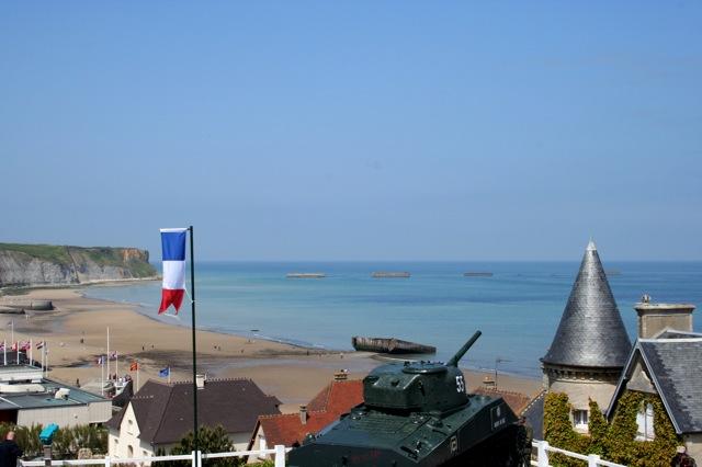 Maihinnousurannat Normandia