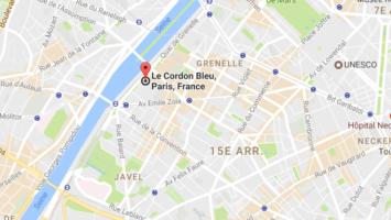 Cordon Bleu kasvisruokakurssilla Pariisiissa