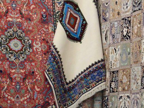 Mattokaupoilla Marokko
