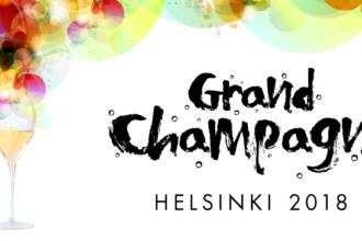 Tule käymään Grand Champagne Helsinki 2018